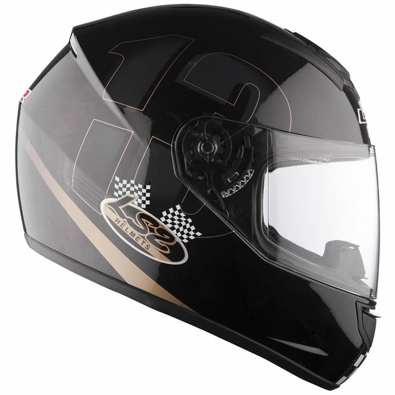 5896477d LS2 Helmets Motorcycle Snowmoblie Modular and Full Face