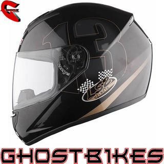 View Item LS2 FF351 Poker Motorcycle Helmet