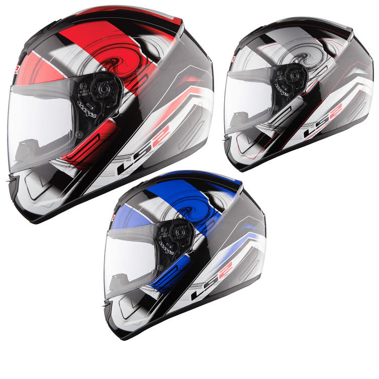 LS2 FF351 Action Motorcycle Helmet