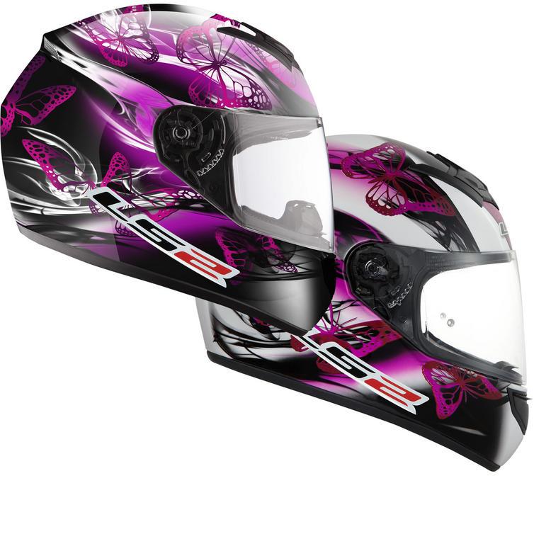 LS2 FF351 Flutter Motorcycle Helmet