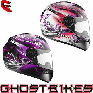 View Item LS2 FF351 Flutter Motorcycle Helmet
