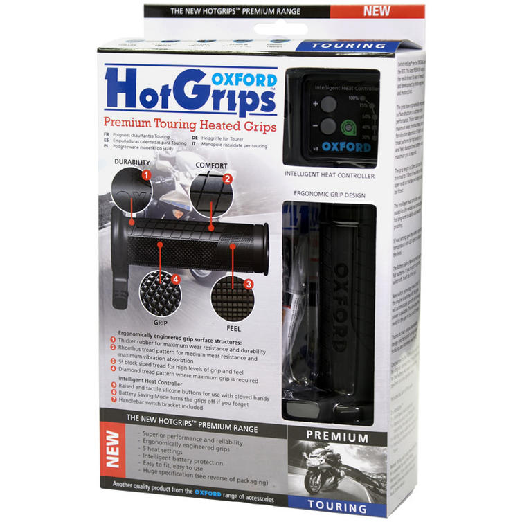 Oxford Hot Grips Premium Touring