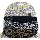 View Item Oxford Comfy Leopard 3 Pack