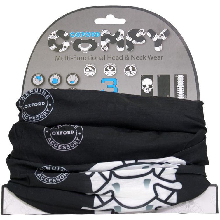 Oxford Comfy Skeleton 3 Pack