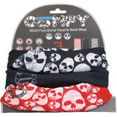 View Item Oxford Comfy Skulls 3 Pack