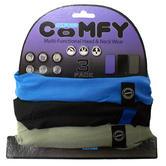 Oxford Comfy Blue/Black/Grey 3 Pack