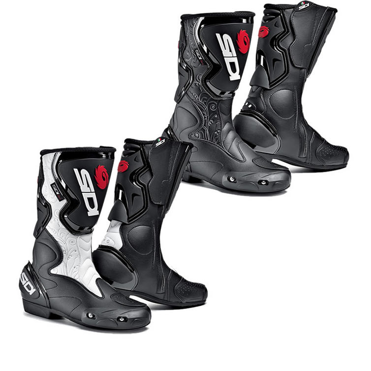 Sidi Fusion Ladies Motorcycle Boots