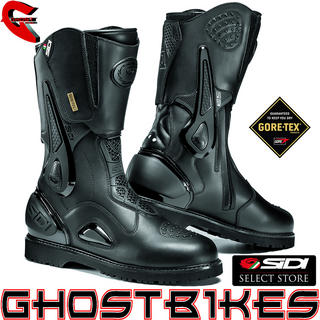 View Item Sidi Armada Gore-Tex Motorcycle Boots