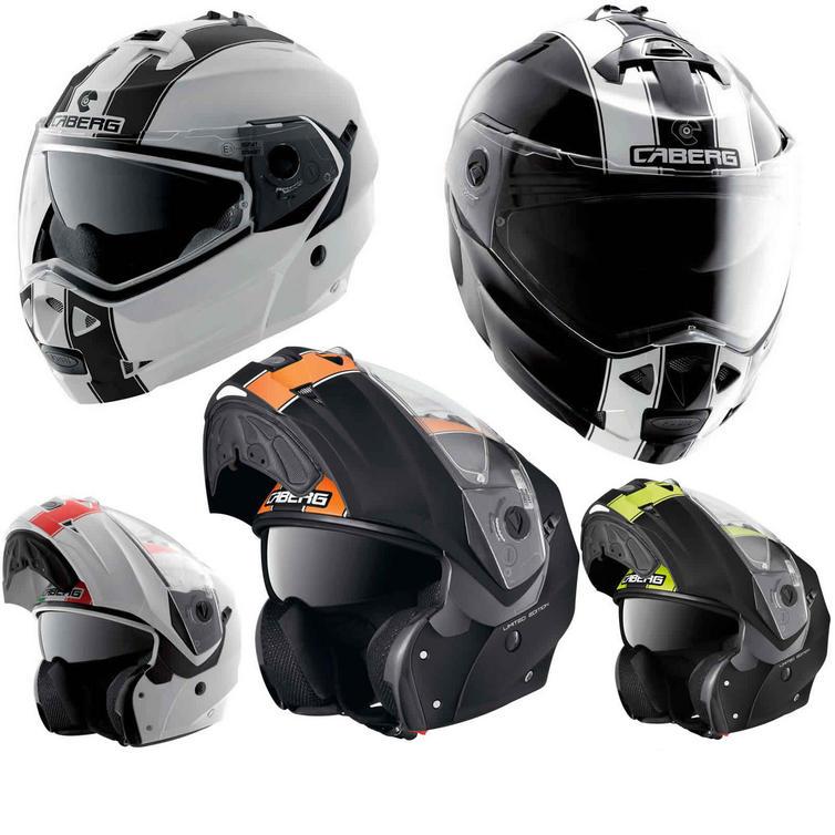 Caberg Duke Legend Motorcycle Flip Up Helmet