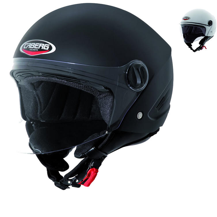 Image of Caberg Axel Motorcycle Open Face Helmet