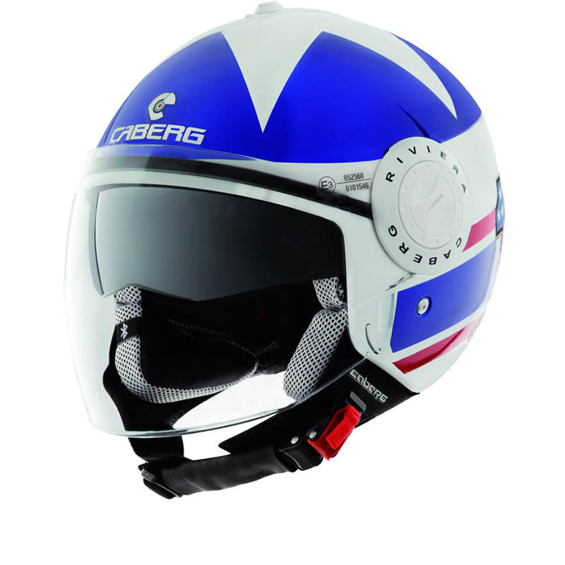 Image of Caberg Riviera V2+ America Motorcycle Helmet