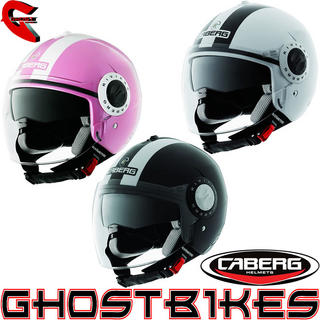 View Item Caberg Riviera V2+ Legend Motorcycle Helmet