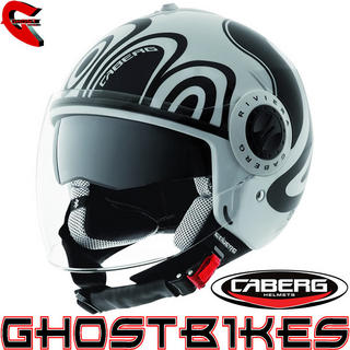 View Item Caberg Riviera V2+ Wave Motorcycle Helmet