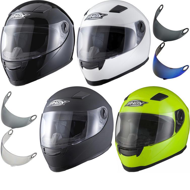 Shox Sniper Helmet With 30% Off Additional Visor
