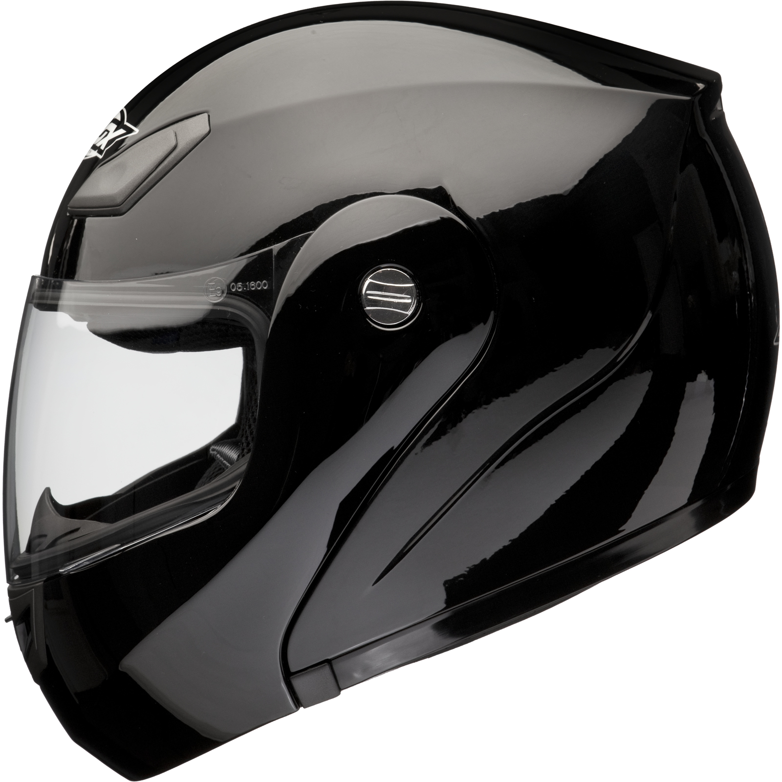 shox bullet moto scooter motard motarde casque modulable avec visi re teint e ebay. Black Bedroom Furniture Sets. Home Design Ideas