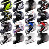 View Item LS2 FF351 Motorcycle Helmet