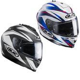 View Item HJC IS-17 Osiris Motorcycle Helmet