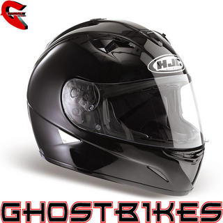 View Item HJC TR-1 Plain Motorcycle Helmet