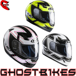 View Item HJC CS-14 Lola Motorcycle Helmet