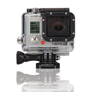 View Item GoPro HD Hero 3 Sports Camera White Edition