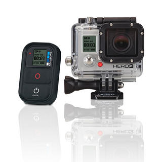 GoPro HD Hero 3 Action Camera - Black Edition