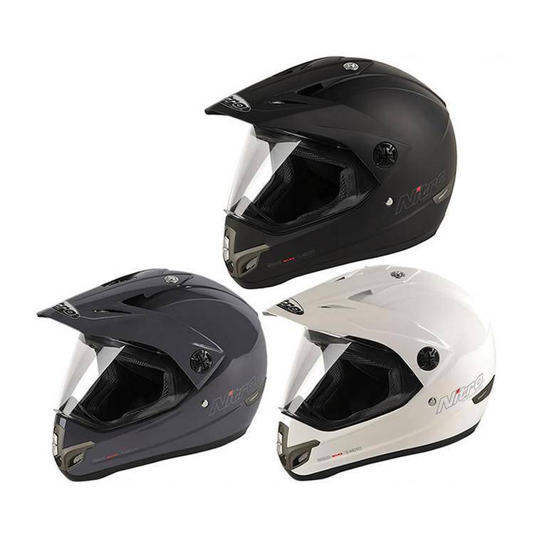 Nitro MX630 Motorcycle Helmet