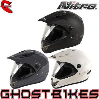 View Item Nitro MX630 Motorcycle Helmet