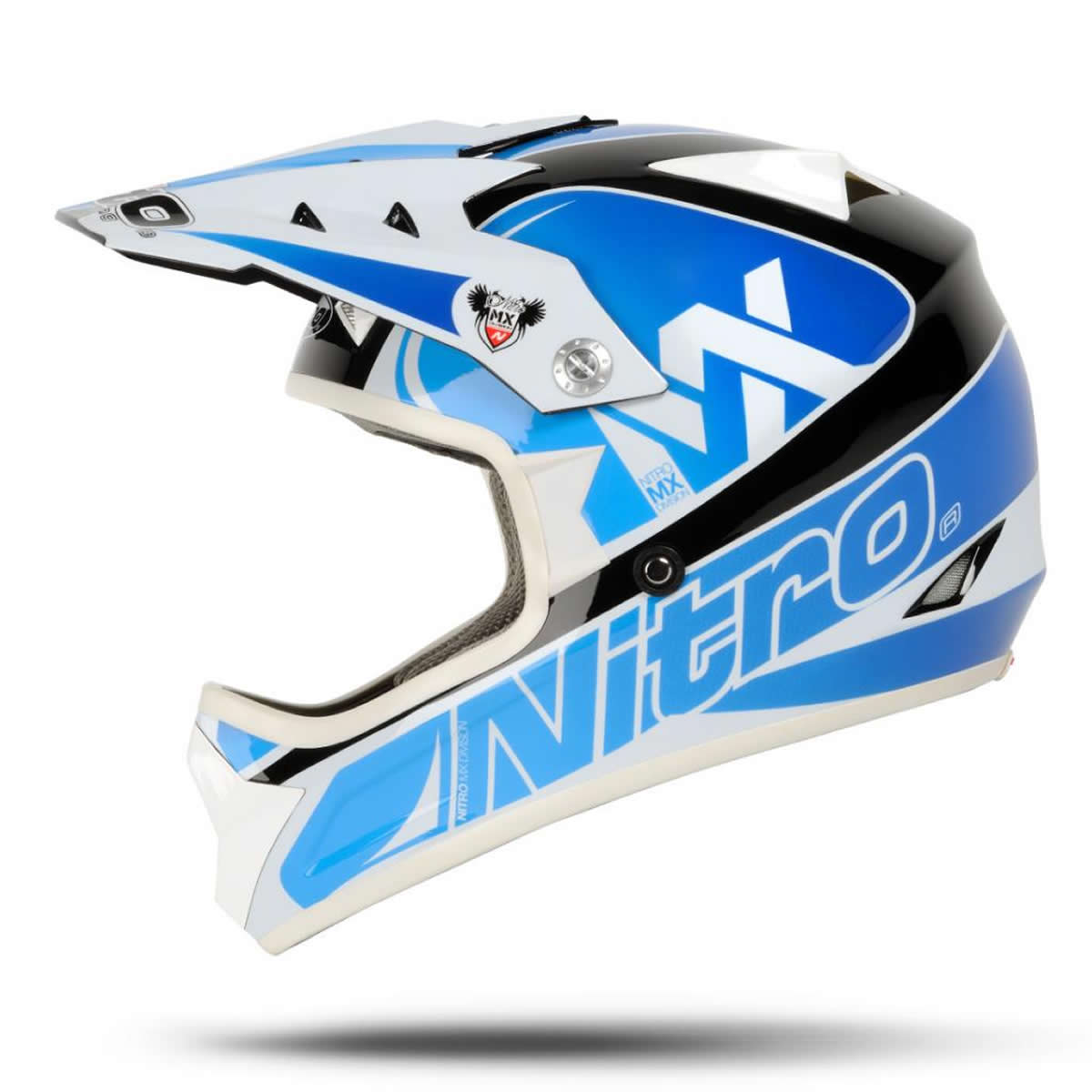 Motocross nitro est un bon jeu de motocross en 3d 224 jouer en ligne