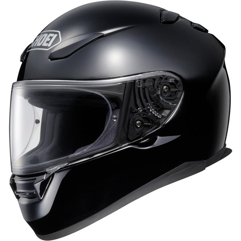 Shoei XR-1100 Solid Plain Black Motorcycle Helmet Crash Touring Pinlock Bike