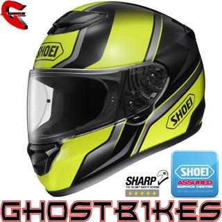View Item Shoei Qwest Overt Motorcycle Helmet