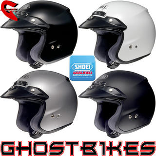 View Item Shoei RJ Platinum-R Motorcycle Helmet