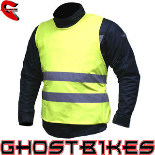 View Item Roxter Waterproof Motorcycle Jacket & Hi-Vis Vest