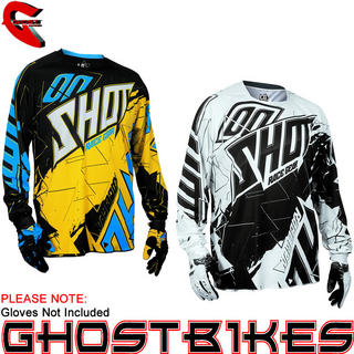 View Item Shot Contact Live Motocross Jersey
