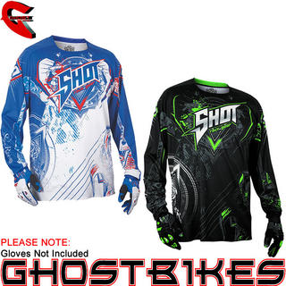 View Item Shot Contact Lord Motocross Jersey