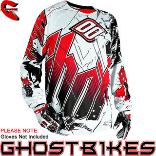 View Item Shot Flexor Impact Motocross Jersey