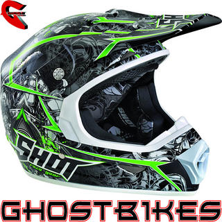 View Item Shot Furious Lord Motocross Helmet