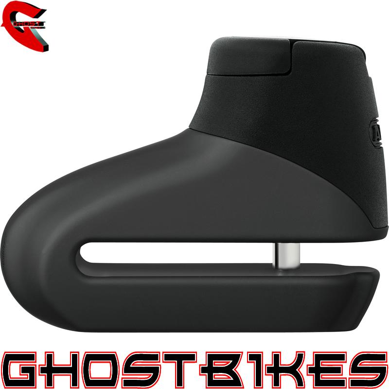 abus provogue 305 disc lock 5mm motorcycle scooter steel brakeblock shadow black ebay. Black Bedroom Furniture Sets. Home Design Ideas