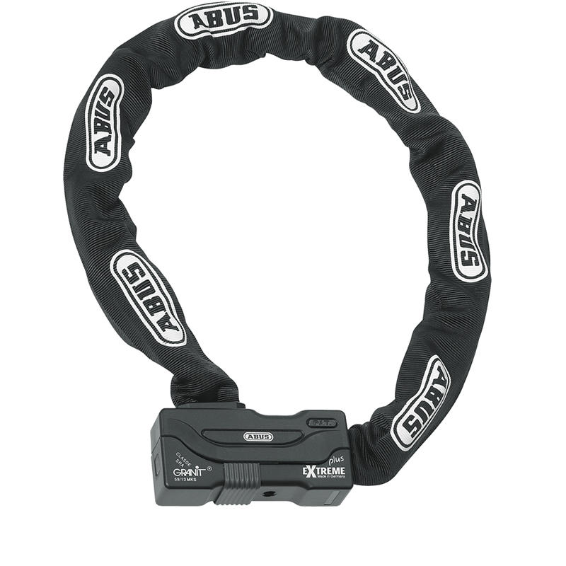 Abus Granit Extreme Plus 59 Chain and Lock 170cm-12mm