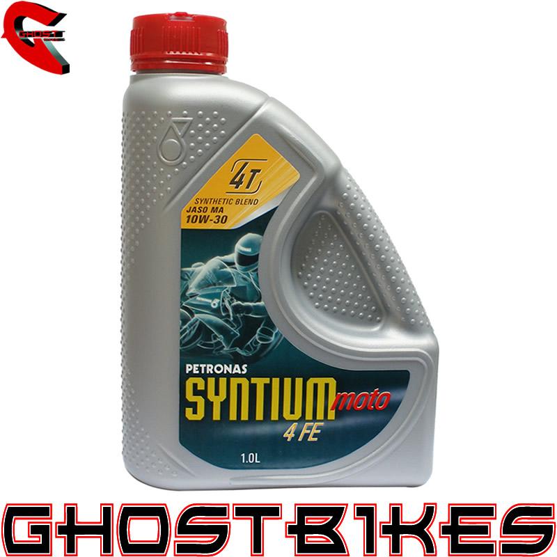 Petronas Syntium Moto 4fe 10w 30 4 Stroke Motorcycle