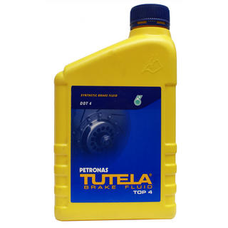 View Item Petronas Tutela Brake Fluid Dot 4 1 Litre