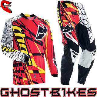 Thor Phase S13 Coil LTD Edition Red Motocross Kit
