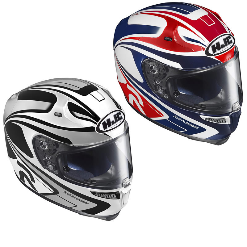hjc r pha 10 plus zappy ignite full face acu gold motorcycle racing crash helmet ebay. Black Bedroom Furniture Sets. Home Design Ideas