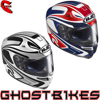 View Item HJC R-PHA 10+ Zappy (Ignite) Motorcycle Helmet