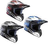 HJC RPHA X Silverbolt Motocross Helmet