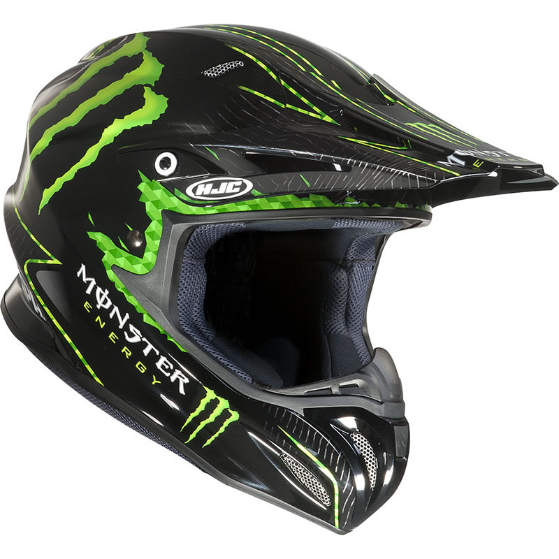 hjc rpha x nate adams monster energy replica motocross. Black Bedroom Furniture Sets. Home Design Ideas