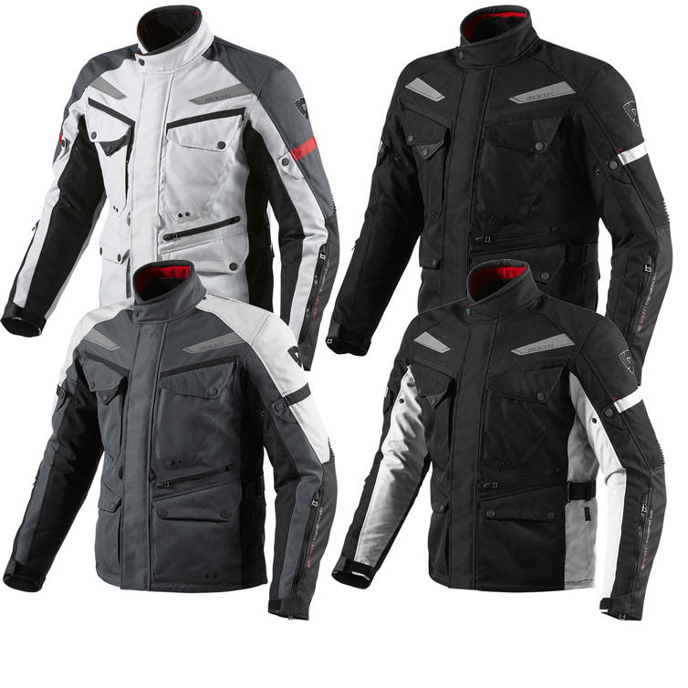 Rev'It Outback Motorcycle Jacket