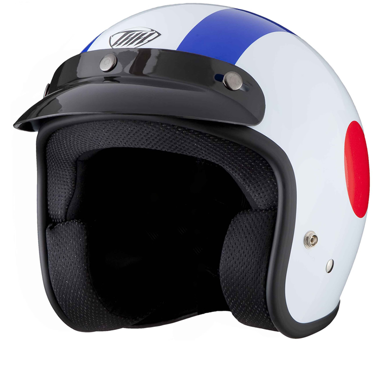 Bike Helmets Target TARGET OPEN FACE RETRO