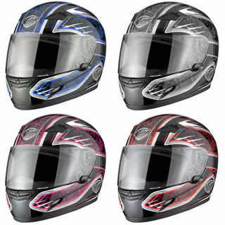 View Item THH TS-39 #8 Engine Full Face Helmet