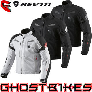View Item Rev'It Excalibur Motorcycle Jacket
