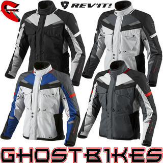 View Item Rev'It Safari Motorcycle Jacket